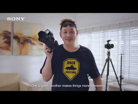 Sony | Accessories | Why flash? For better food photography