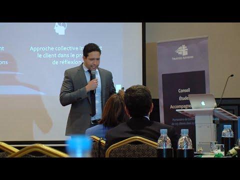 """Vidéo La MAP """"Les Enjeux de la Transformation Digitale dans le Secteur Bancaire"""""""