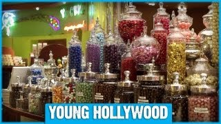 Inside Sweet! Hollywood, World