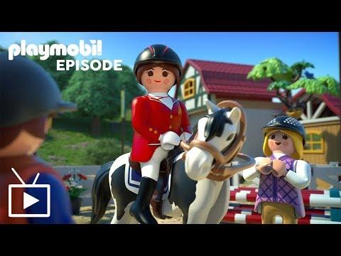 PLAYMOBIL Horse Farm - Anna and Jumper - The movie (english)