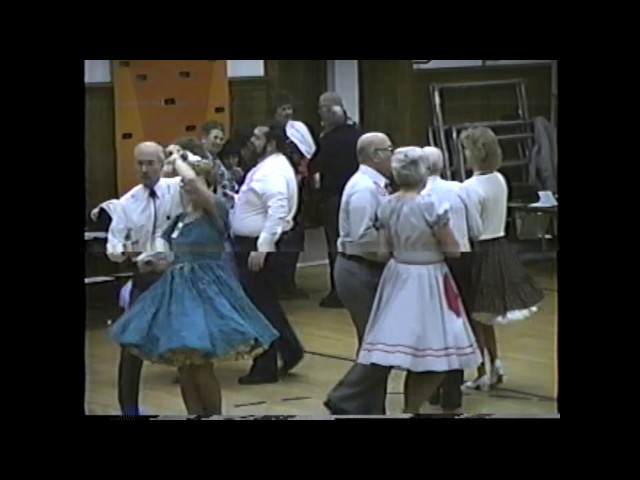 Northern Lights Square Dancing  11-26-88