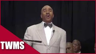 """Please watch: """"Apostle Gino Jennings - Flesh and Blood has not reve..."""