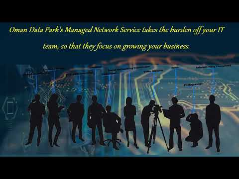 Managed Network Services By Oman Data Park
