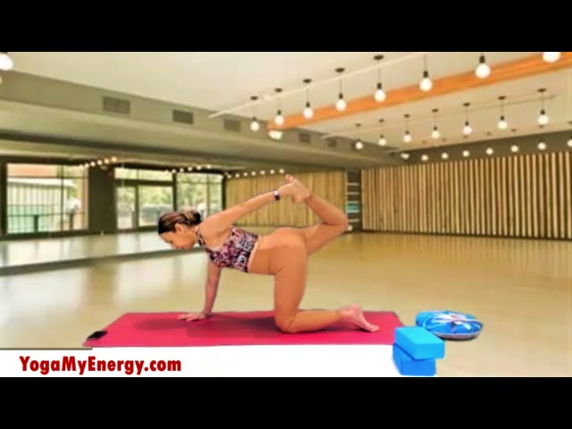 Gentle Yoga Flow with Mindfulness focussing on Seeing in