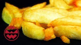 Das Geheimnis belgischer Pommes Frites - Welt der Wunder