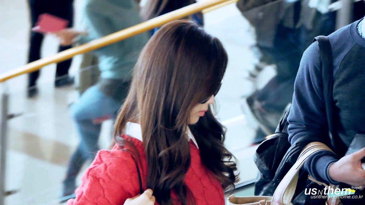 131026 Seohyun at GimpoAirport