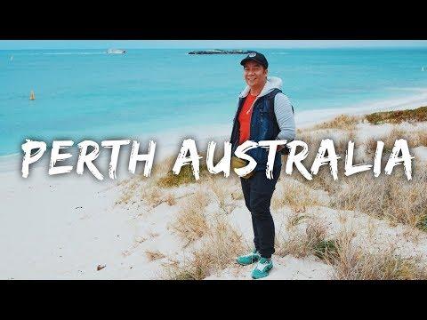 PERTH TRAVEL VLOG PART 2 | PERTH AUSTRALIA