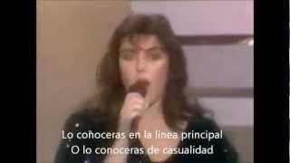 Laura Branigan - Gloria (Subtitulos)