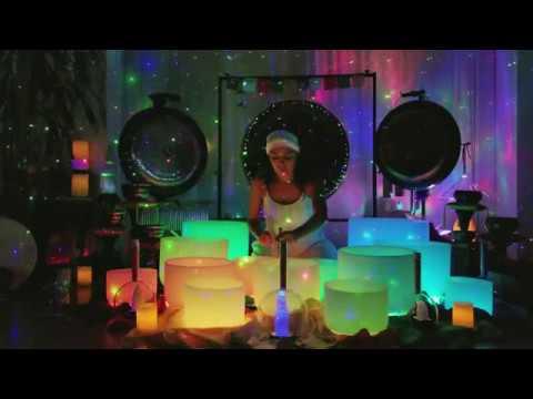 Sound Healing with Crystal Bowls - Soundbath with Guru Mitar