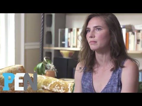 Amanda Knox On Why She's Returning To Italy For The 1st Time Since Murder Exoneration | PEN | People