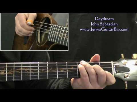 How To Play John Sebastian Daydream (intro only)