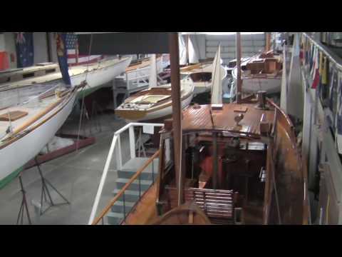 The Herreshoff Marine Museum