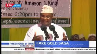 Kilifi Governor issues warning to politicians on fake gold scandal