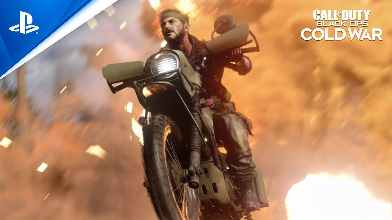 Call of Duty: Black Ops Cold War – Sony-Vorteilstrailer