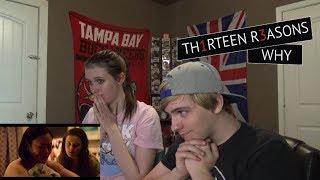 13 Reasons Why - Season 2 Episode 2 (REACTION) 2x02 Two Girls Kissing