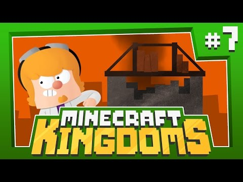 RUINED VILLAGE - Minecraft Kingdoms [#7]