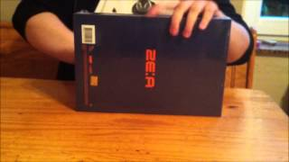 [Kpopmart.com] Unboxing Video ZE:A Spectacular 2nd Album Special Limited Edition