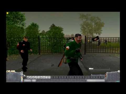 Men of War (PC): T.N.O. & S.I.B Unite - Street Platoons 1992  