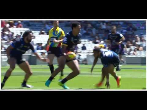 (HD) NRL Auckland Nines 2017 QF 4 | Storm v Cowboys | Game Highlights | Rugby League
