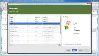Android App Development for Beginners - 7 - Create a Custom AVD(, 2014-12-16T06:26:05.000Z)