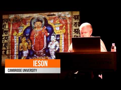 India Beyond Borders Speaker 2 - Craig Jamieson (Cambridge University Library)