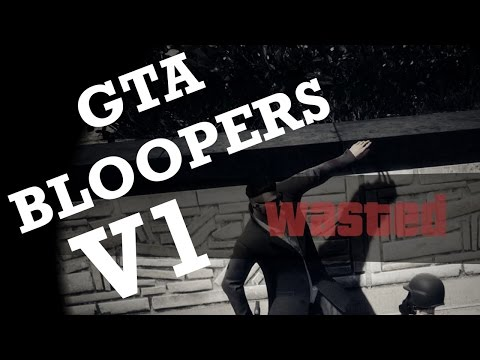 GTA V Bloopers V1