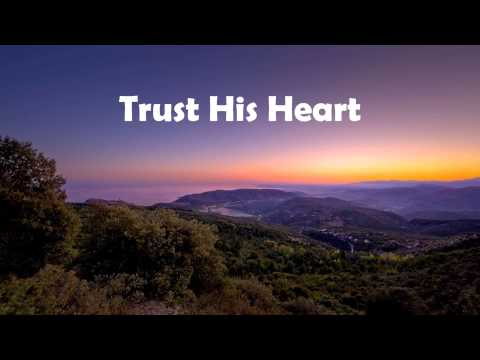 Trust His Heart with Lyrics (By: Babbie Mason)