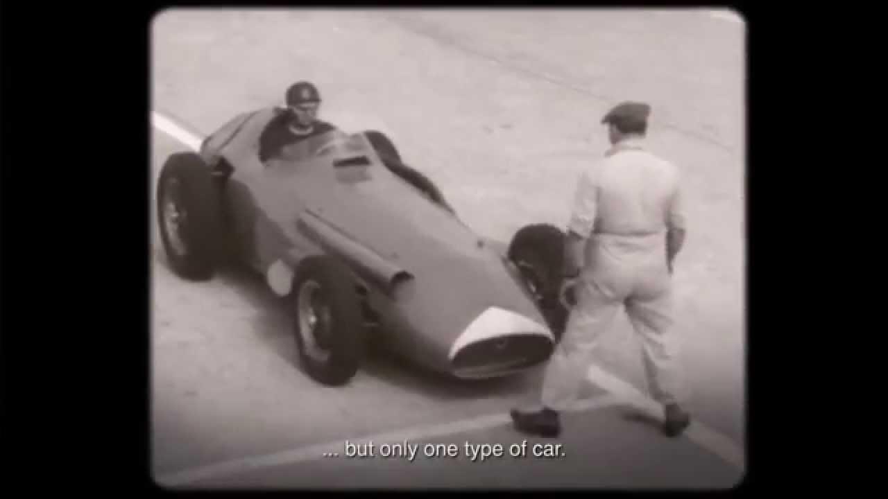 画像: Maria Teresa de Filippis and Maserati: Fearless youtu.be