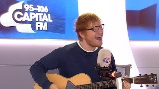 Repeat youtube video Ed Sheeran 'Castle On The Hill' (Live)