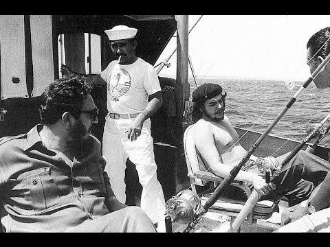 Cuba's Revolutionary Leader Fidel Castro Rare Images