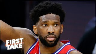 Did Joel Embiid embarrass the Jazz? | First Take