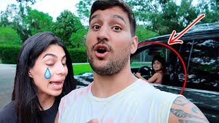 PENELOPE STEALS OUR CAR!!! *SHE DROVE IT BY HERSELF!!!*