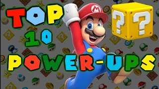 Top 10 Mario Powerups!