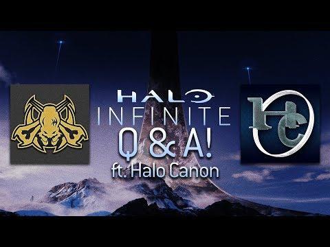 [LIVE STREAM ARCHIVE] LIVE Halo Infinite Q&A ft. Halo Canon