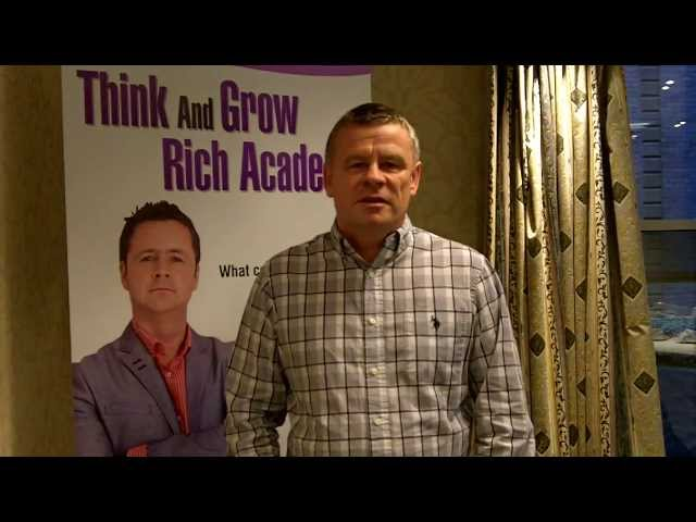Think and Grow Rich Academy Steve Travel Video