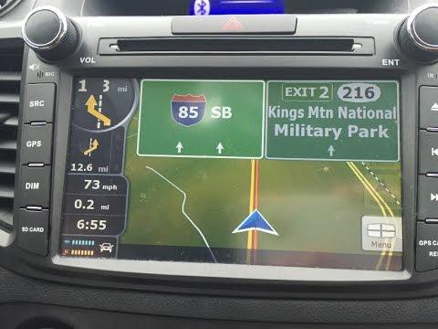 2012-2015 Honda CRV Radio DVD Player Navigation GPS Headunit