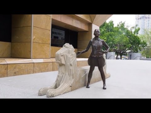RMB Welcomes Africa's 'Fearless Girl'