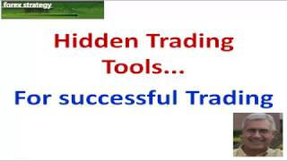 Forex Strategies and Secrets ... HiddenTrading Tools Webinar