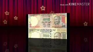 1000+500 Modi Ji Band Kyle Not Ho
