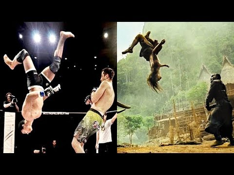 When Martial Arts Fantasy becomes Reality #2
