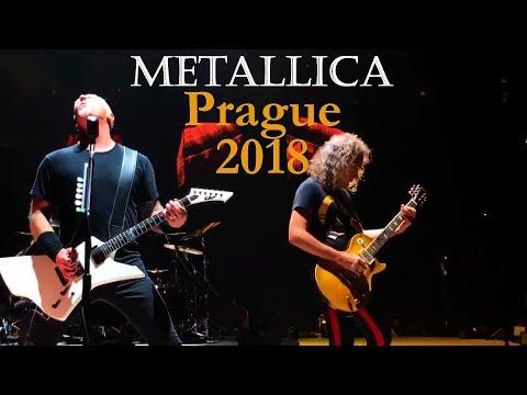 Metallica live in Prague,Czech Republic O2 Arena ,April 2nd 2018  Full Show