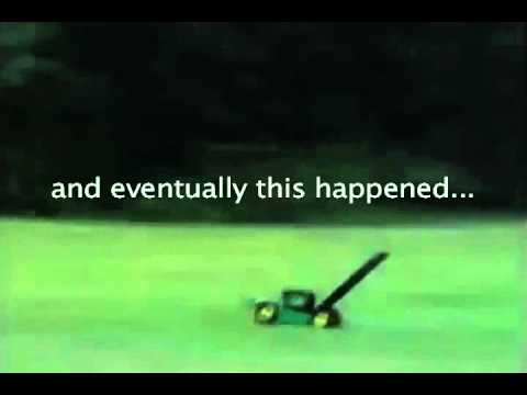 larry the lawnmower youtube