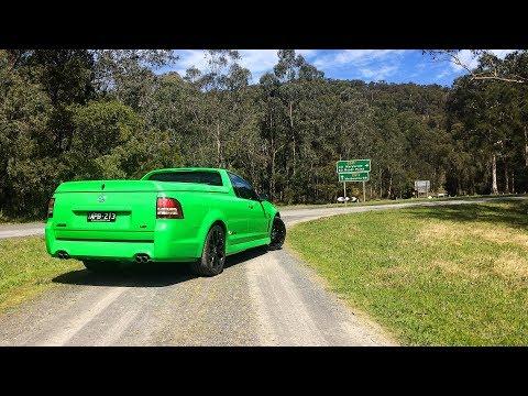 My V8 Aussie Ute - 2017 Holden Ute SS V Redline
