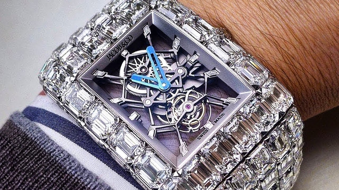 92a5113bb21 Top 10 Most Expensive Watches in the World for 2017 – Crazy! - YouTube