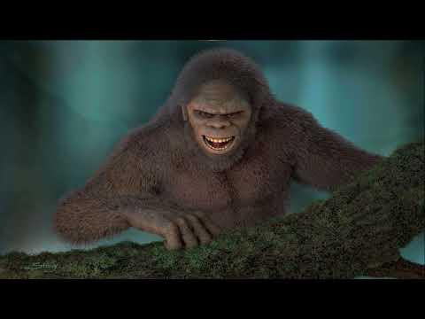 NEW 2017 Tony Maples Bigfoot encounters in Indiana