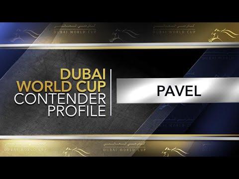 Dubai World Cup Contender Profile - Pavel