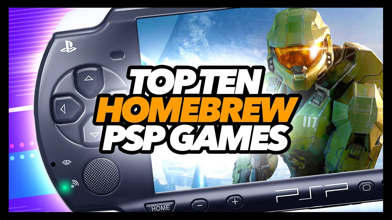Games psp best List Of