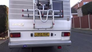 1993 Hymer B544 Motorhome For Sale, Uk, Nottingham, ***now Sold***