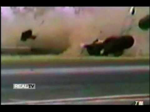 Mike Grieco funny car crash