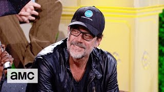 "(SPOILERS) Talking Dead: ""It's Jeffrey Dean Morgan's World"" Highlights Ep. 701"